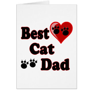 Best Cat Dad Merchandise for Father s Cards