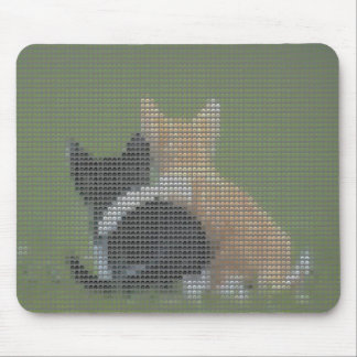 Best cat forever mouse pad