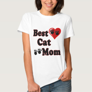 Best Cat Mom Merchandise for Mother's Tee Shirts