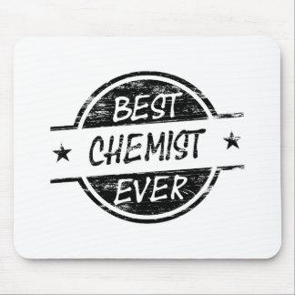 Best Chemist Ever Black Mousepad