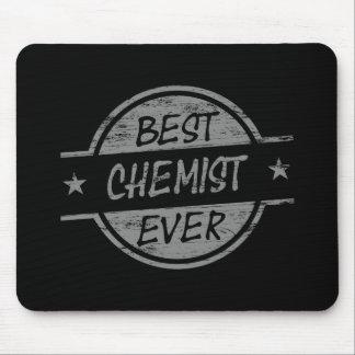 Best Chemist Ever Gray Mousepads