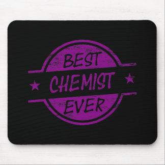 Best Chemist Ever Purple Mousepads