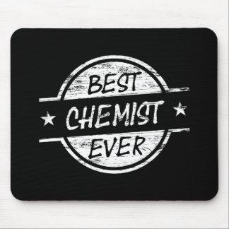Best Chemist Ever White Mousepads