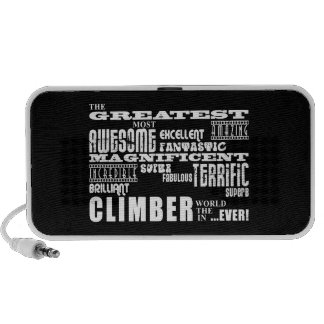 Best Climbers : Greatest Climber Travelling Speakers