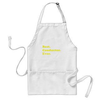 Best Conductor Ever Aprons