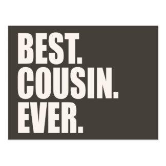 Best. Cousin. Ever. Postcard