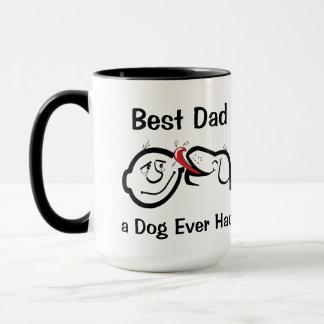 Best Dad a Dog Ever Had Mug