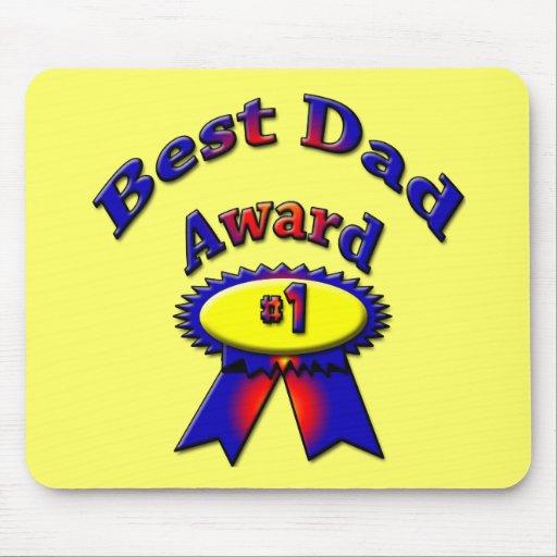 Best Dad Award