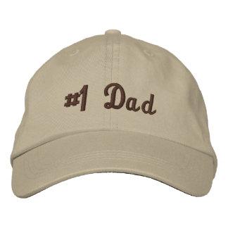Best Dad Baseball Cap