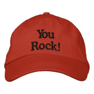 Best Dad Embroidered Hat