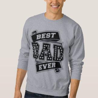 Best Dad Ever All Star SuperDad Sweatshirt