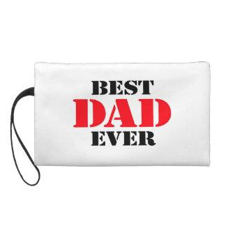 Best Dad Ever Wristlet Purse