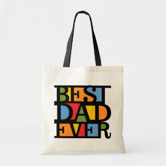 BEST DAD EVER bags - choose style & color