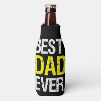 Best Dad Ever Beer Cozy