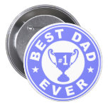 Best Dad Ever Buttons
