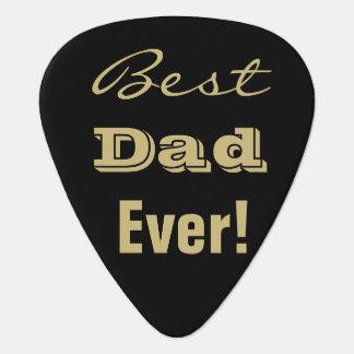 Best Dad Ever! Custom Guitar Pick