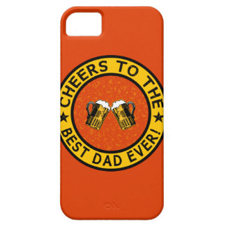 BEST DAD EVER custom iPhone case