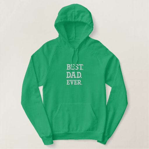 best dad ever hoodies