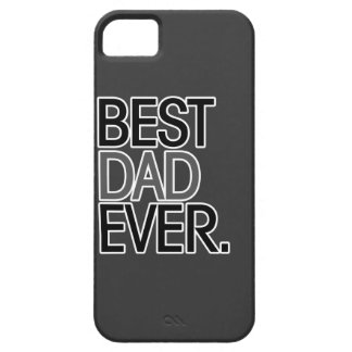 Best Dad Ever iPhone 5 Cover