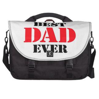 Best Dad Ever Laptop Bag