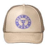 Best Dad Ever Mesh Hats