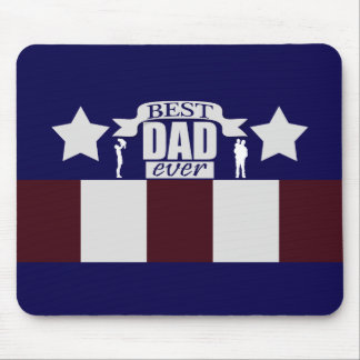 Best Dad Ever Mouse Pad