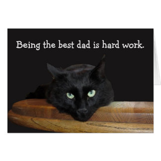 Best Dad Father's Day Card Greeting Cards