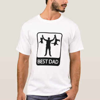 Best Dad - Fun Gift for Dad - Parenting Fail T-Shirt