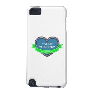 Best Dad in the World iPod Touch 5G Cases