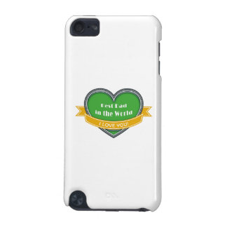 Best Dad in the World iPod Touch (5th Generation) Covers