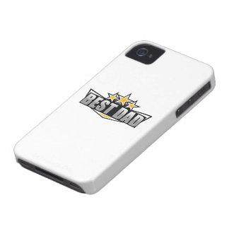 Best Dad iPhone 4 ID Case-Mate iPhone 4 Case-Mate Cases