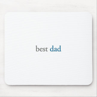 best-dad mouse mat