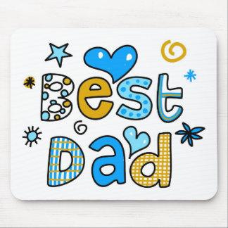 Best Dad Mouse Mat