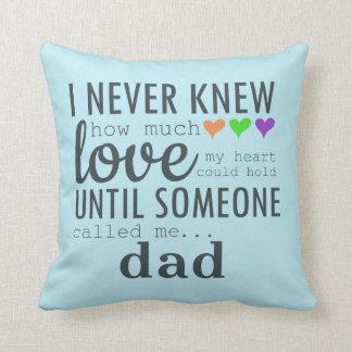 Best Dad Pillow