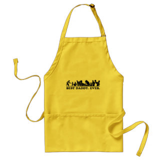 Best Daddy. Ever. Standard Apron