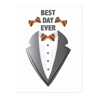 Best Day Ever Postcard