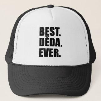 Best Deda Ever Trucker Hat
