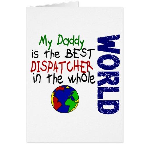 Best Dispatcher In World 2 (Daddy) Cards