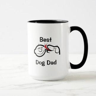 Best Dog Dad Coffee Mug