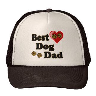 Best Dog Dad Merchandise Trucker Hats