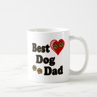 Best Dog Dad Merchandise Coffee Mugs