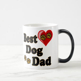 Best Dog Dad Merchandise Mug