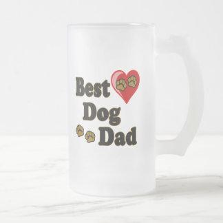 Best Dog Dad Merchandise Coffee Mug