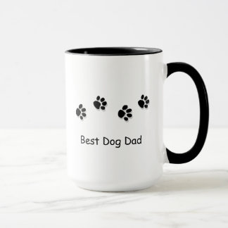 Best Dog Dad Mug