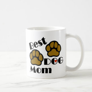 Best Dog Mom Coffee Mug