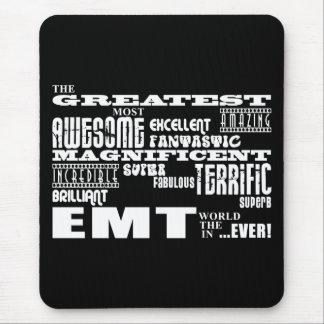 Best EMTs Birthdays Greatest EMT Mouse Pads