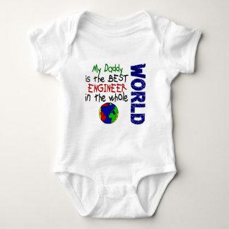 Best Engineer In World 2 (Daddy) T-shirt