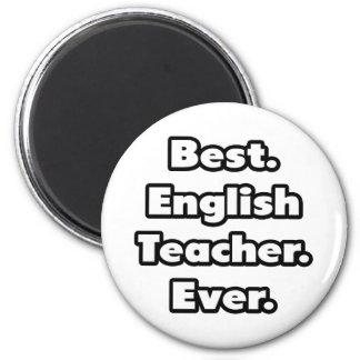 Best English Teacher Ever Refrigerator Magnets
