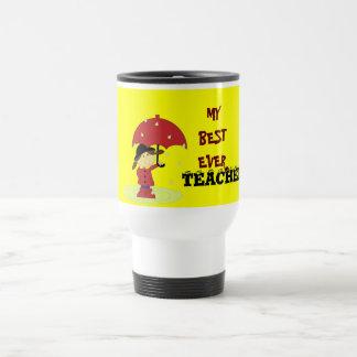 Best Ever Teacher Travel Mug