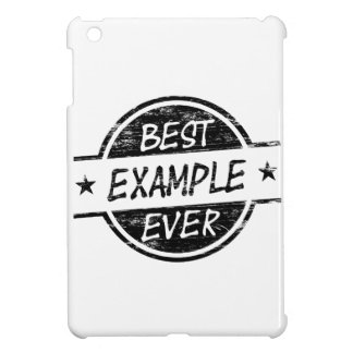 Best Example Ever Black Cover For The iPad Mini